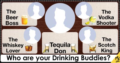 Who are your Drinking Buddies?