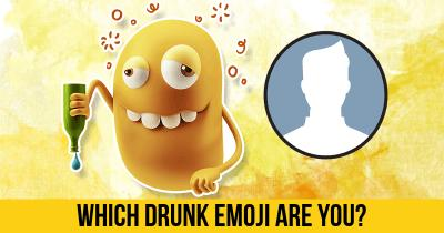 Which Drunk Emoji are You?