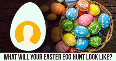 What Will Your Easter Egg Hunt Look Like?
