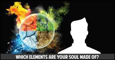 Which Element is your soul made of?