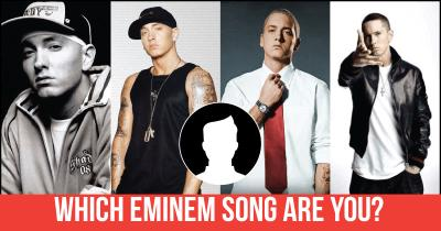 Which Eminem song are you?