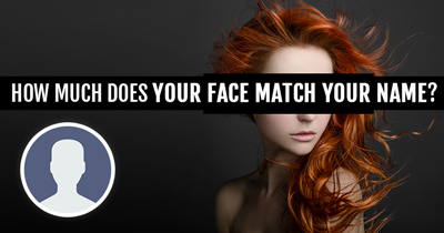 How much does your Face match your Name?