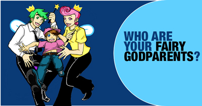 Who are your Fairy Godparents?