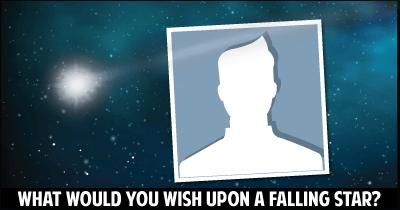 What would you wish upon a Falling Star?