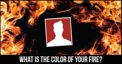 What is the Color of your Fire?