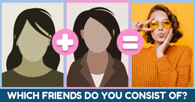 Which Friends Do You Consist Of?