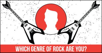 Which Genre of Rock are you?