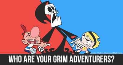 Who are your Grim Adventurers?