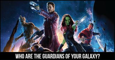 Who are the Guardians of your Galaxy?
