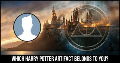 Which Harry Potter Artifact belongs to You?