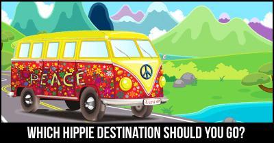 Which Hippie Destination should you go?