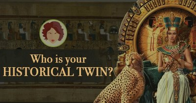 Who is your Historical Twin?