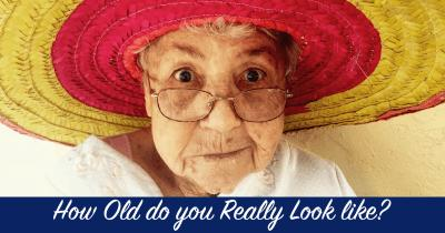 How Old do you Really Look like?