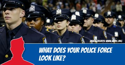 What does your Police Force look like?