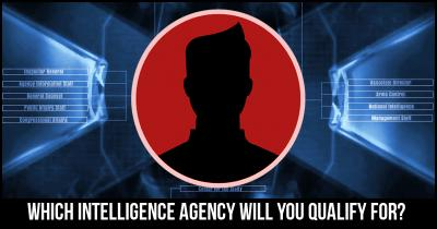 Which Intelligence Agency will you qualify for?