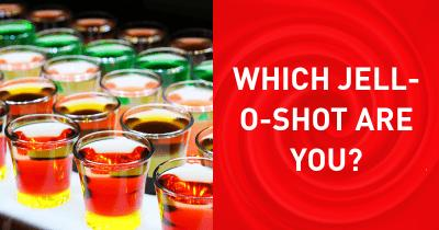 Which Jell-O-Shot are you?