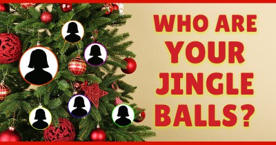 Who are your Jingle Balls?