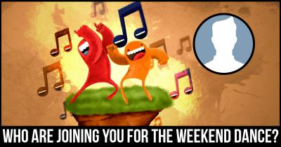 Who are joining you for the Weekend Dance?
