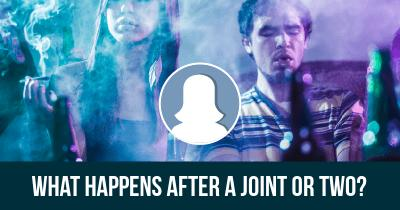 What Happens after a Joint or Two?