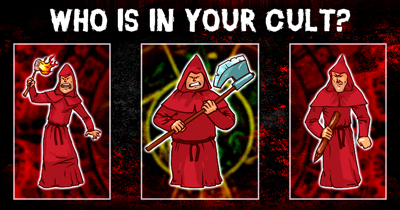 Who is in your cult?