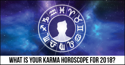 What is your Karma Horoscope for 2018?