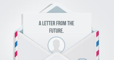 A letter from the Future.