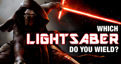 Which Lightsaber do you wield?
