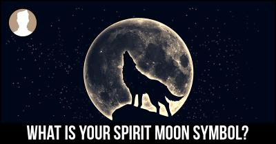 What is your Spirit Moon Symbol?