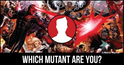 Which Mutant are you?