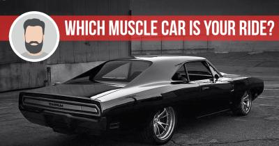 Which Muscle car is Your Ride?