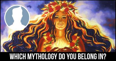 Which Mythology do you belong in?