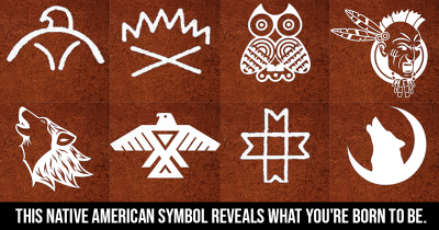 This Native American Symbol reveals what you