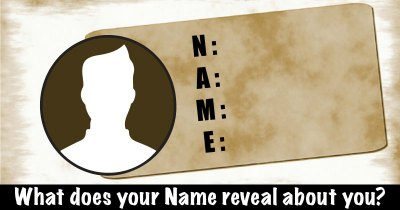 What does your Name reveal about you?
