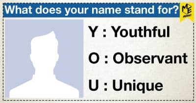 What does your name stand for?