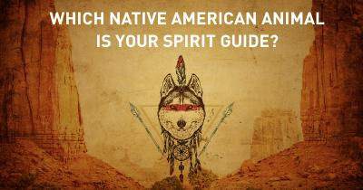 Which Native American Animal is your Spirit Guide?