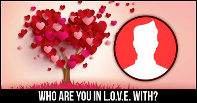 Who are you in L.O.V.E. with?