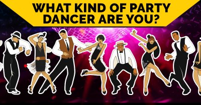 What kind of party dancer are you?