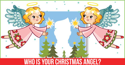 Who is your Christmas Angel?