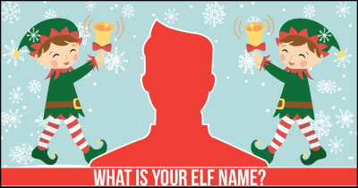 What is your Elf Name?
