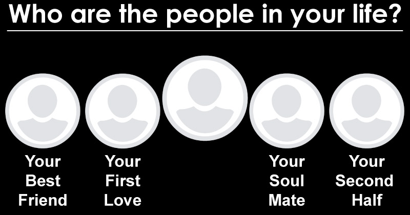 Who are the people in your life?