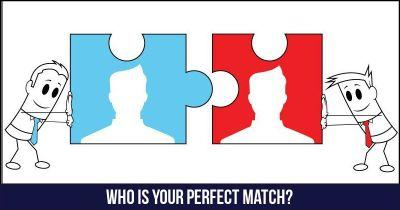 Who is your perfect match?