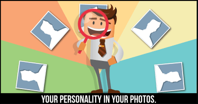Your Personality in Your Photos.