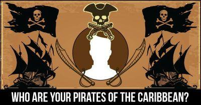 Who are your Pirates of the Caribbean?