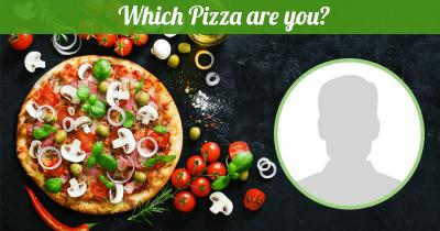 Which Pizza are you?
