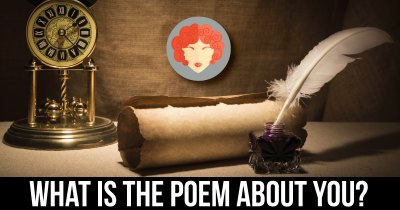 What is the Poem about you?