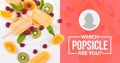 Which Popsicle are you?