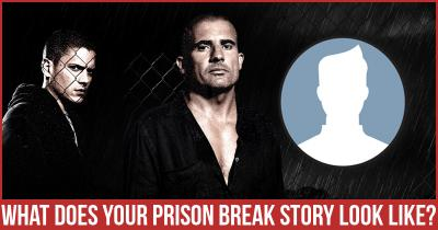 What does your Prison Break story look like?