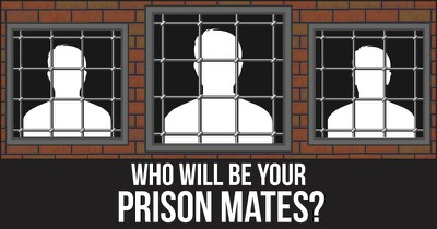 Who will be your Prison Mates?