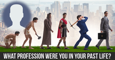 What Profession were you in Your Past Life?