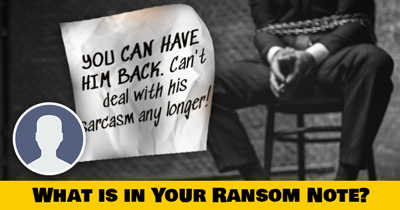 What is in Your Ransom Note ?